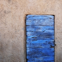 2013-10-01: the blue door